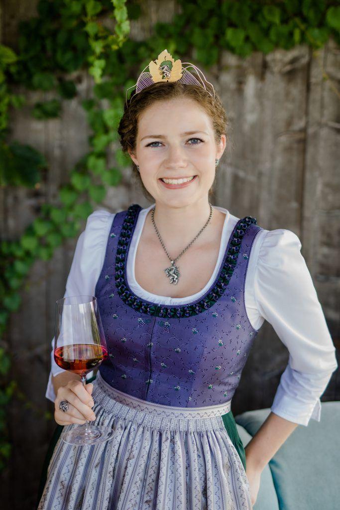 Weinhoheit Porträt